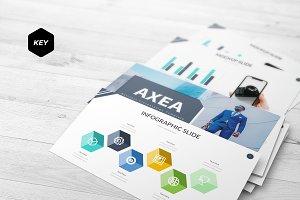 Axea - Keynote Template