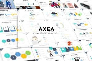 Axea - Powerpoint Template