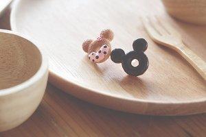 Mickey tea time
