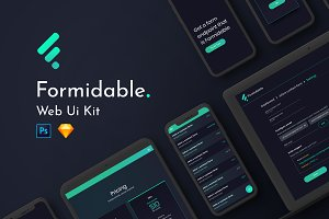 Ui Kit - Formidable.