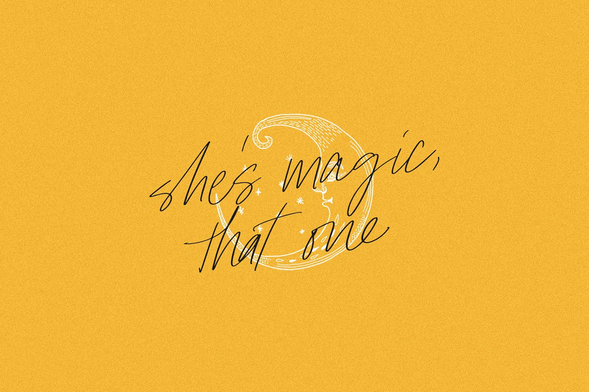 Margo | A Darling Font Duo in Script Fonts - product preview 7
