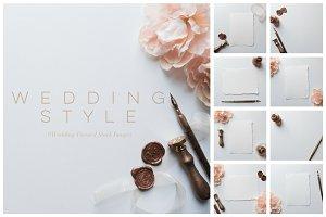 Wedding Mock Up Photos for Instagram