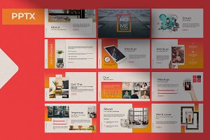 HOME - Powerpoint Template