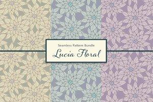 Lucia Floral Pattern Bundle