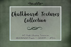 Chalkboard Textures Collection