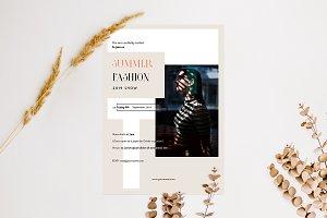 Stylish Event Flyer