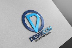 D Letter Logo