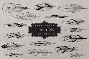 Feathers set2