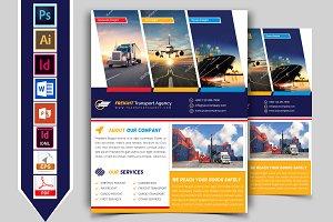 Freight Transport Agency Flyer Vol-1