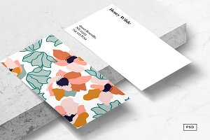 Carmella Business Card Template