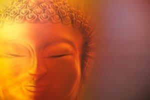 Image of a golden buddha