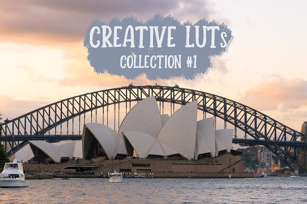 Creative LUTs | Collection 1