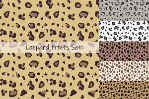 Leopard Prints Set