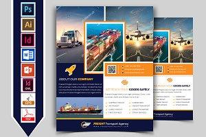 Freight Transport Agency Flyer Vol-2