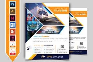 Freight Transport Agency Flyer Vol-3