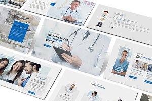 Medical and Health Care Google Slide
