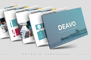 Deavo - Keynote Template