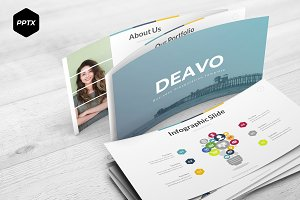 Deavo - Powerpoint Template