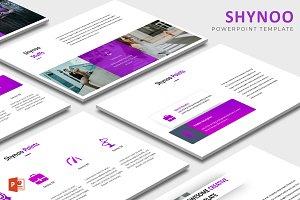 Shynoo - Powerpoint Template