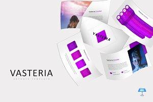 Vasteria - Keynote Template
