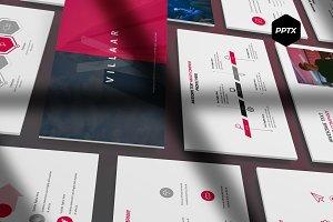 Villaar - Powerpoint Template