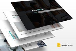 Kleomenes - Google Slides Template