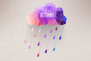 Rainy set