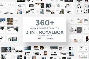 3 in 1 RoyalBox Bundle Keynote