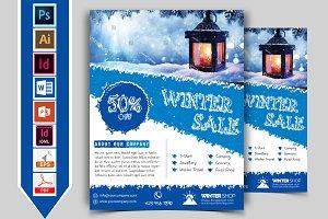 Winter Sale Flyer Vol-01