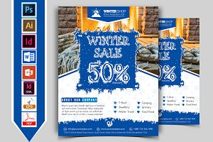 Winter Sale Flyer Vol-02