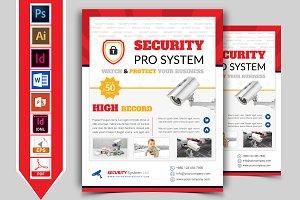 Security System Flyer Vol-02
