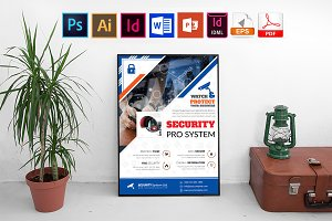 Poster | Security System Vol-01