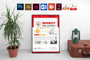 Poster | Security System Vol-02