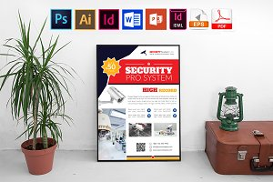 Poster | Security System Vol-03
