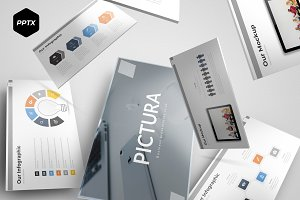 Pictura - Powerpoint Template