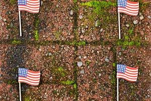 USA Wall Concept