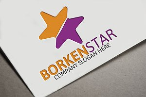 Broken Star Logo