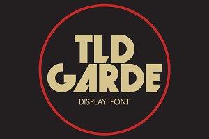 TLDGarde Font