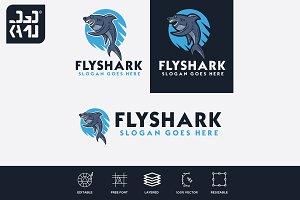 Fly Shark Logo