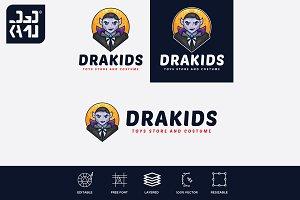 Dracula Kids Logo