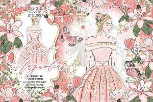 Sweet Magnolias design