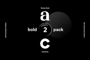 2019 Bold Bundle