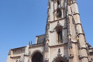 Oviedo cathedral  in Asturias, Spain