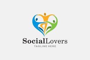 Social Lovers Logo