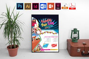 Poster | Family Fun Day Vol-02
