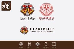 Heart Bells Logo