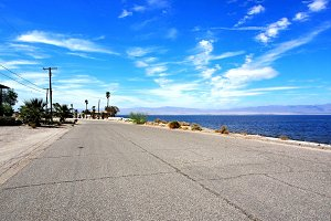 Salton Sea - California Road Trip