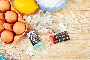 Baking or cooking ingredients