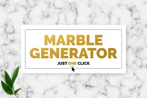 Marble Texture Generator 1 CLICK