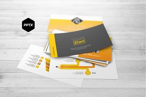Zian - Powerpoint Template